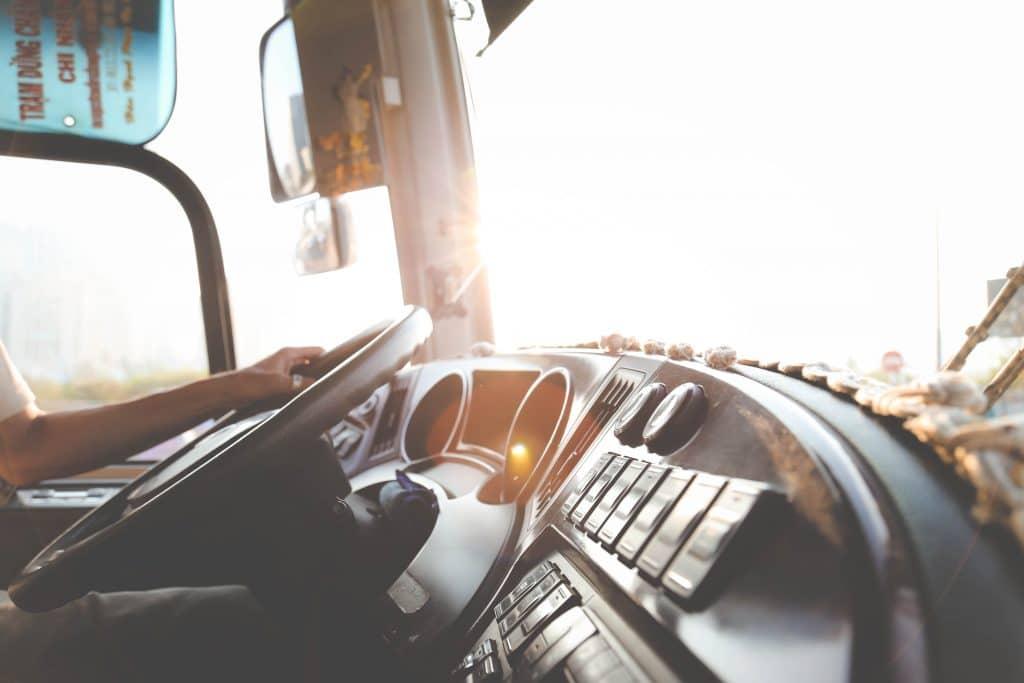 Bus finansiering