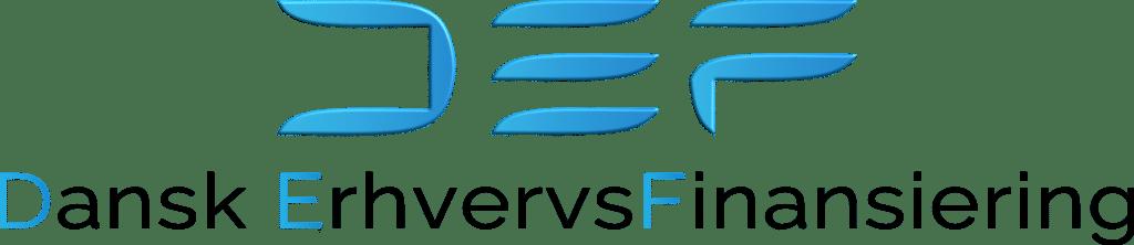 Dansk ErhvervsFinansiering A/S Logo